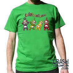 Camiseta TELEHOOLIGANS.