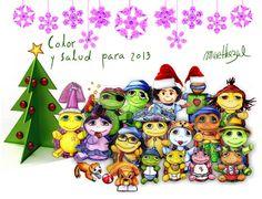 Salud y Color para 2013