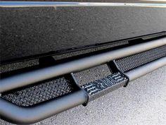 RBP RX-III Black Cab Length Steps Toyota Tacoma Double Cab 2005-2016