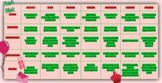 Periodic Table, Healthy Recipes, Healthy Food, Health Fitness, Diet, Workouts, Healthy Foods, Periodic Table Chart, Periotic Table