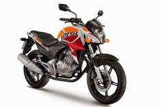R2 MOTOS: Honda lança CB 300R edição limitada Repsol