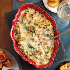 South Your Mouth: Tuscan Sausage Dip with White Beans and Spinach