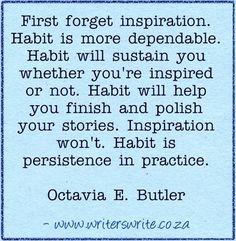 Quotable - Octavia E. Butler