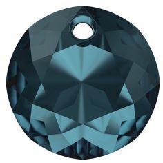 SWAROVSKI® 6430 Classic Cut Pendant (207 Montana) Montana, Innovation, Swarovski, Spring Summer, Pendant, Classic, Home Decor, News, Derby