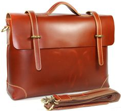6ed3523cf73f men s vintage rustic genuine cowhide leather tote shoulder bag