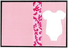 Handmade Baby Shower girl  Invitations. by ChristyCustomCreates, $22.00