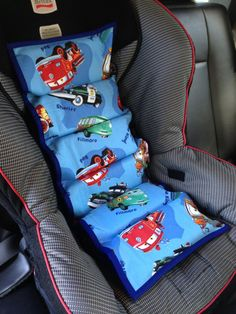 Ready To Ship Boys Owl Car Seat Cooler-Lime Green Trim on Etsy ...