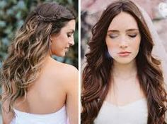 peinados novia pelo suelto - Buscar con Google Afro Art, Great Hair, Perfect Wedding, Beauty Hacks, Beauty Tips, Hair Makeup, Make Up, Long Hair Styles, Inspiration