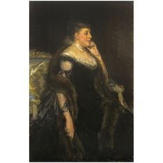 New-York Historical Society | Mrs. Henry Isaac Barbey