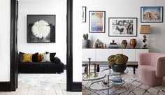 Gravity Home: Copenhagen Home With A Parisian Vibe