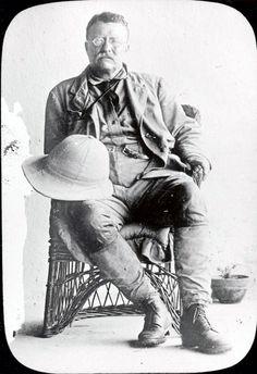 Teddy Roosevelt-Love This President!