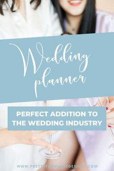 The Wedding Planner Binder Kit is an effortless way to start selling pretty planners online and to your couples… Planner Template, Printable Planner, Printables, Wedding Planner Binder, Academic Planner, Adobe Indesign, Industrial Wedding, Wedding Blog, Planners