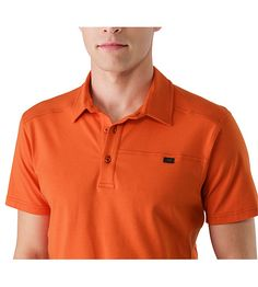 Captive Polo Shirt SS / Men's / Shirts and Tops / Arc'teryx