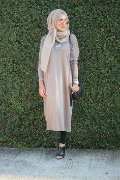 Islamic Fashion, Muslim Fashion, Modest Fashion, Modest Wear, Modest Outfits, Latest Fashion Clothes, Fashion Outfits, Street Hijab Fashion, Outfit Look