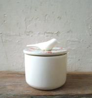 Emily sugar dish/lidded bowl