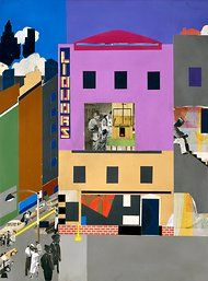 The New York Times  A Griot for a Global Village  Romare Bearden