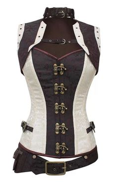 Okay Mom (Stacy) I need one in blue you need one in red and then we are half way to our steampunk Halloween costume.