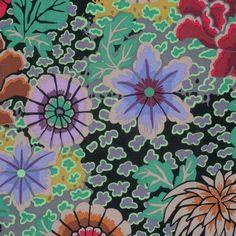 Free Spirit Fabrics Kaffe Fassett 2014 Collective Grey Dream | Quilting | Fabric