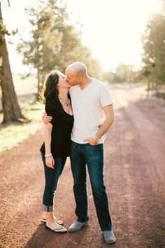 Central Oregon Engagement Photos at Ranch at the Canyons by Michelle Cross Photography