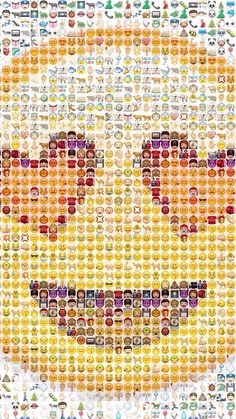 We use them every day, but do we know the real meanings/names of the emojis that we are describing our daily life with. This is a tough quiz and it uses both iOs and Android emojis. How well will you do? O Emoji, Emoji Love, Emoji Faces, Emoji Quiz, Free Emoji, Funny Emoji, Smiley Faces, Cute Emoji Wallpaper, Iphone Wallpaper