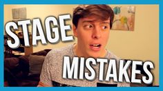 Stage Mistakes | Thomas Sanders