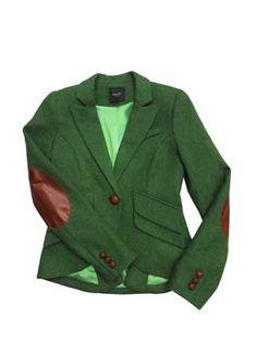 Emerald Equestrian Blazer from Smythe-
