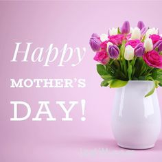 Happy Mother's Day to all the moms! May you receive God's extravagant love for you today. And may it overflow onto your children.