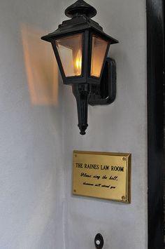 Raines Law Room - Cocktails
