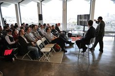 2011_creativemornings_sf26 by SanFrancisco/CreativeMornings, via Flickr