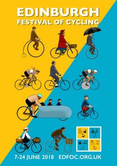 Issuu is a digital publishing platform that makes it simple to publish magazines, catalogs, newspapers, books, and more online. Easily share your publications and get them in front of Issuu's millions of monthly readers. Title: Edinburgh Festival of Cycling 2018 Programme, Author: David Gardiner, Name: Edinburgh Festival of Cycling 2018 Programme, Length: 48 pages, Page: 1, Published: 2018-04-26