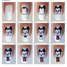 not a lover of mickey mouse but these are so cute