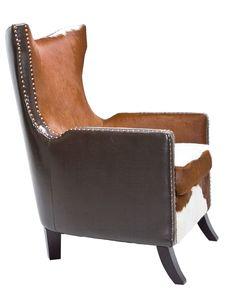 Denver cow fauteuil - Kare Design Fauteuil goedkoopste op Design-Woning.nl