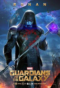 GOTG - Ronan - Poster
