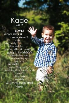 Meet Kade, now 3 years old, was diagnosed with Stage 4 Nueroblastoma Cancer in April 2013. A benefit concert and auction will be held June 9, 2013 at Worth Harley Davidson in Kansas City, MO. Please join us to raise money for his treatments.