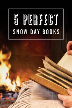 Winter's Tales: 5 snowy stories for when you're stuck indoors, via @PureWow