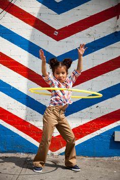 hula hoop in style! #playeveryday