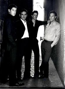 Before I die, I want to meet Il Divo in person!