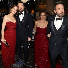 Ben Affleck and Jennifer Garner...hands down my all time favorite celebrity couple...they are just so cute and adorable together