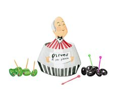 Olives if you please by Laura Manfre, via Flickr