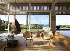 Glamuzina Paterson Architects have designed the Brick Bay House in Snells Beach, New Zealand.