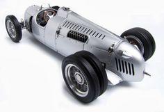 Ruote Rugginose: CMC Auto Union V16