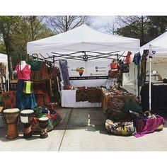 Come enjoy first day of spring at Orlando Farmers Market #firstdayofspring #springbreak #spring2016 #lakeeolafarmersmarket #orlandofarmersmarket #ethicalfashion #ethicalbusiness #ethicalclothing #coloursofspring #beautifulday #sundaymarket #buyethically #buyethically #madeinafrica #madewithlove #madeinkenya #madeinghana #madeintanzania #orlando #florida #lovefl #africanstyle #africanprint #africanfabric #kitenge #khanga
