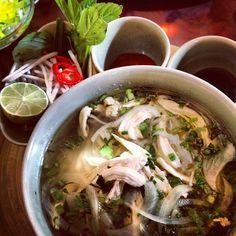 Saigon breakfast
