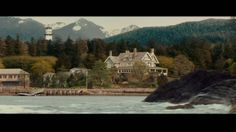 The Proposal house- supposed to be Alaska- but actually in Massachusetts