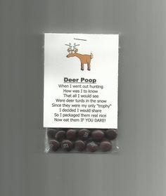 New Homemade Deer Poop Chocolate Candy Novelty Gag Gift Hunting Joke Prank in Sporting Goods, Hunting, Other Hunting   eBay