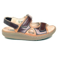 965a966dd17d Hester Brown Multi from Waldlaufer at Turnpike Comfort Footwear