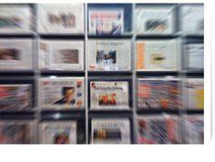 Seite über Presserecht und -kodex