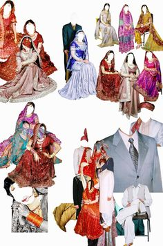 groom collection psd