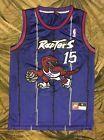 For Sale - Vince Carter #15 Throwback Toronto Raptors Nike Jersey - See More At http://sprtz.us/RaptorsEBay