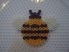 Bee hama perler beads - Le jardin d Edenea